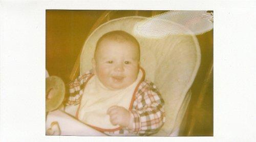 baby nephew aka the droolmaster