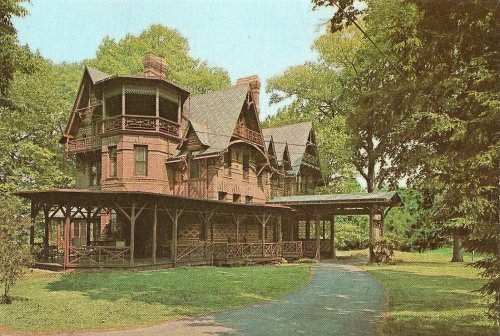 mark twain house, as seen on ghost hunters