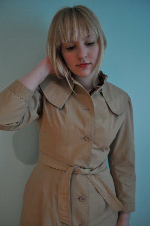 trench coat season