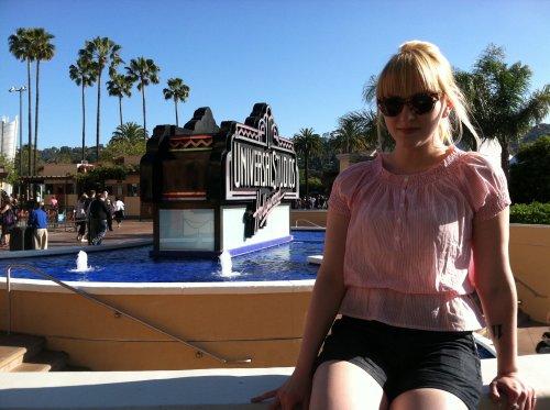 Universal Studios Hollyweird